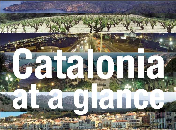 catalonia at a glance